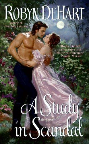 Study in Scandal By Robyn De Hart