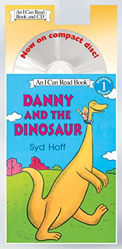 Danny and the Dinosaur Book and CD By Syd Hoff