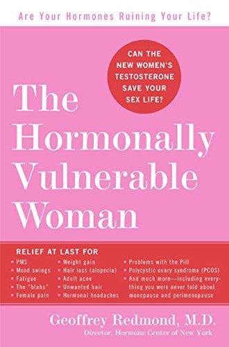 Hormonally Vulnerable Woman By Geoffrey Redmond
