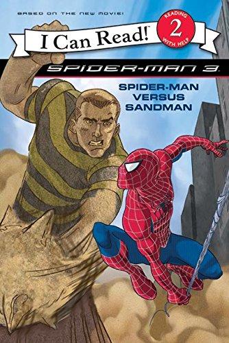 Spider-Man 3: Spider-Man Versus Sandman By Harry Lime