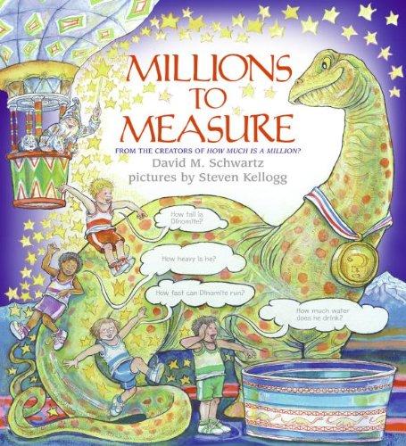 Millions to Measure By David M Schwartz