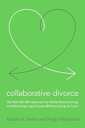 Collaborative Divorce By Pauline & Thompson Tesler (PEGGY)