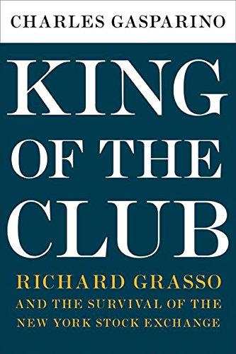 King of the Club By Charles Gasparino