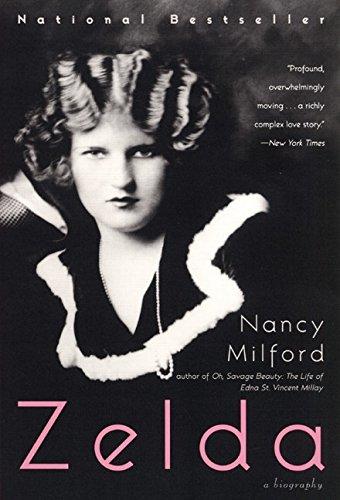 Zelda By Nancy Milford