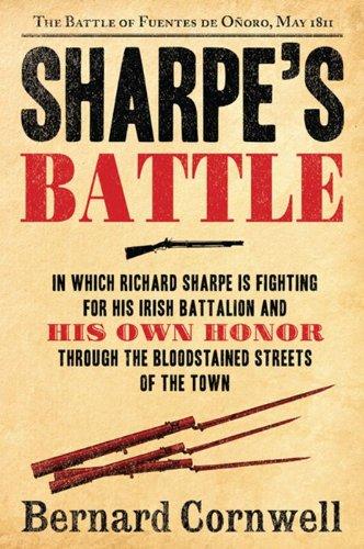 Sharpe's Battle By Bernard Cornwell