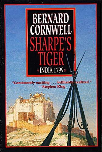 Sharpe's Tiger By Bernard Cornwell