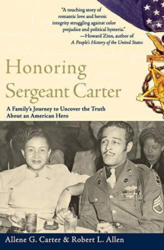 Honoring Sergeant Carter von Allene Carter