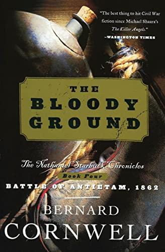 Bloody Ground By Bernard Cornwell