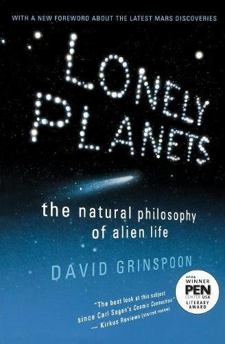 Lonely Planets By David Harry Grinspoon