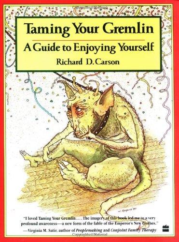 Taming Your Gremlin By Richard David Carson