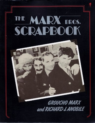 The Marx Bros. Scrapbook By Groucho Marx