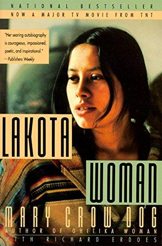 Lakota Woman By Mary Crow Dog