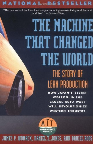 Machine That Changed the World: The Story of Lean Production By Daniel Roos