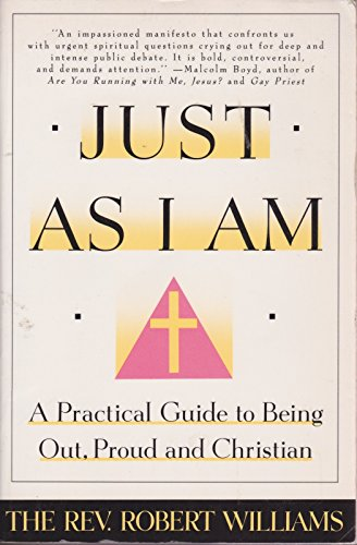 Just as I am By The Rev Robert Williams
