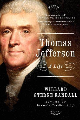 Thomas Jefferson By Willard Sterne Randall