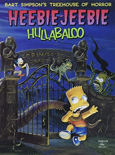Bart Simpson's Treehouse of Horror By Matt Groening
