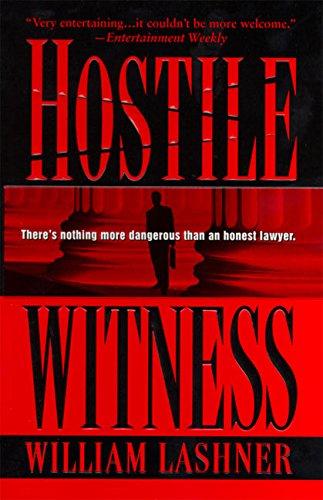Hostile Witness By William Lashner