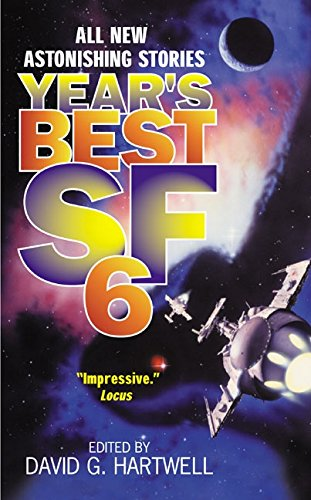 Year's Best Sf By Edited by David G. Hartwell