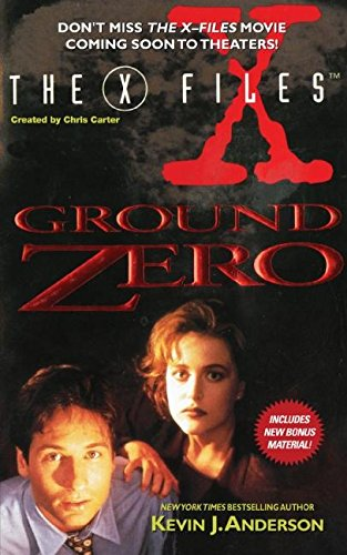 Ground Zero By Kevin J Anderson