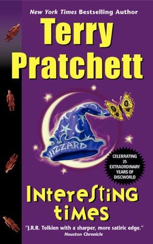Interesting Times By Terry Pratchett