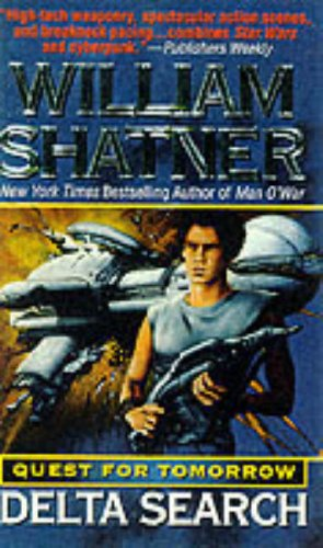Delta Search By William Shatner