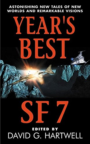 The Year's Best SF 7 By Edited by David G. Hartwell