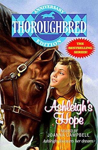 Ashleigh's Hope By Joanna Campbell