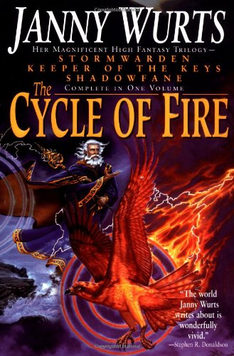 The Cycle of Fire By Janny Wurts