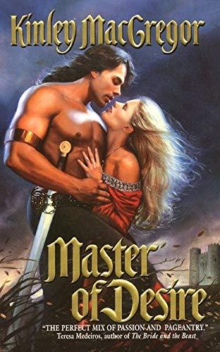 Master of Desire (Avon Historical Romance)