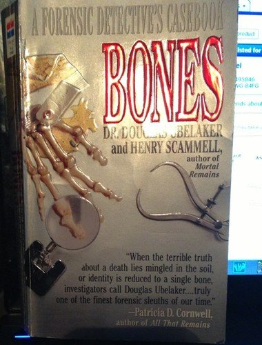 Bones By Dr Douglas Ubelaker