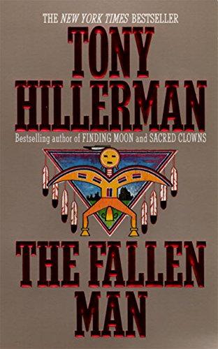 The Fallen Man By Tony Hillerman