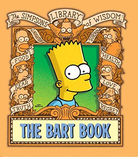 Bart Book By Matt Groening