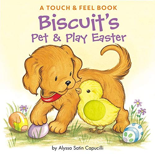 Biscuits Pet & Play Easter By Alyssa Satin Capucilli