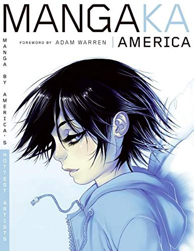 Mangaka America By SteelRiver Studio LLC
