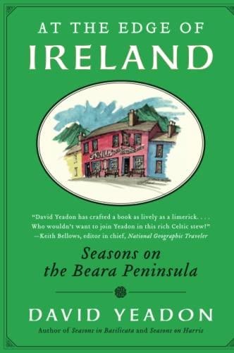 At The Edge Of Ireland Seasons On The Beara Peninsula By border=