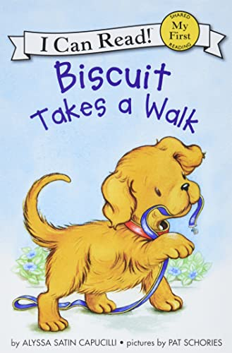 Biscuit Takes a Walk By Pat Schories
