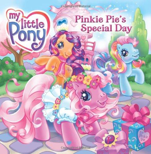 My Little Pony: Pinkie Pie's Special Day By Jennifer Christie