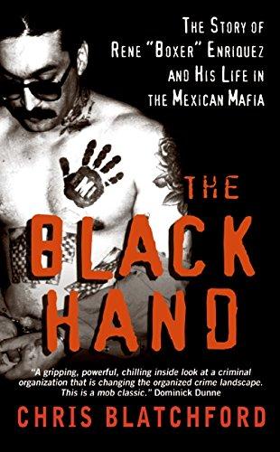 The Black Hand By Chris Blatchford