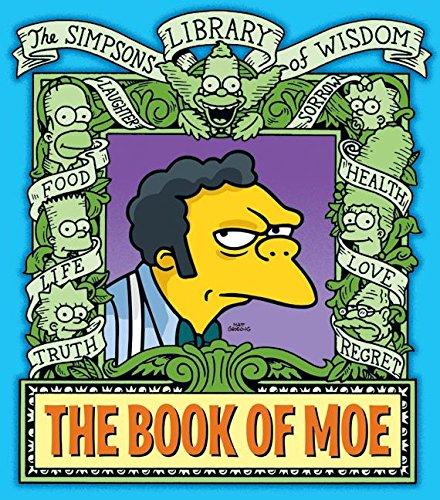 The Book of Moe By Matt Groening