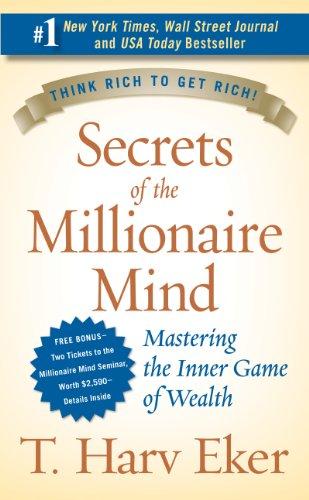 SECRETS MILLIONAIRE MIND IN MM By T Harv Eker