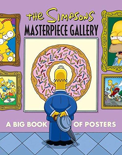 Simpsons Masterpiece Gallery By Matt Groening