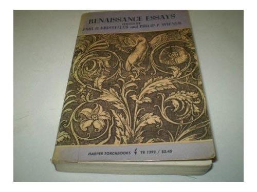 Renaissance essays