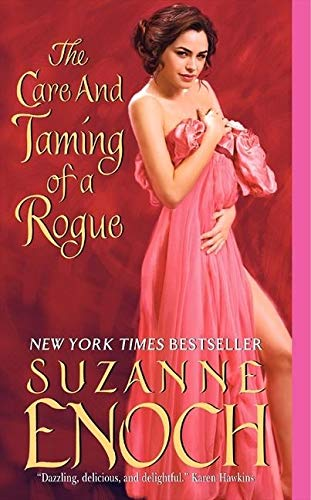 Care and Taming of a Rogue By Suzanne Enoch