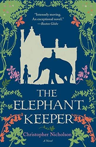 The Elephant Keeper By Christopher Nicholson (Oraca Ltd London UK)