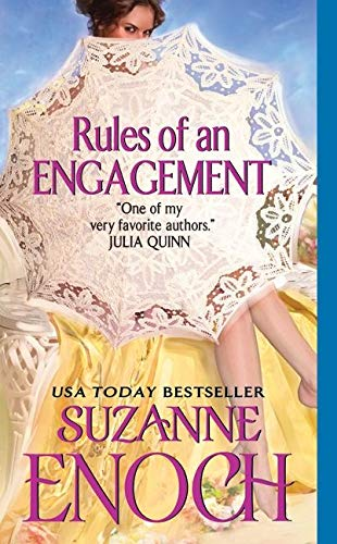 Rules of an Engagement By Suzanne Enoch