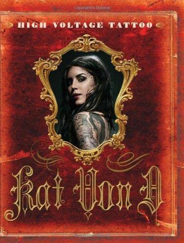 High Voltage Tattoo by Kat Von D.