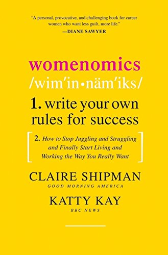 Womenomics By Claire Shipman