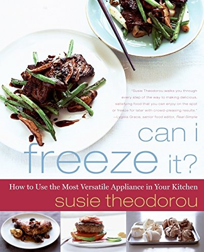 Can I Freeze It? By Susie Theodorou