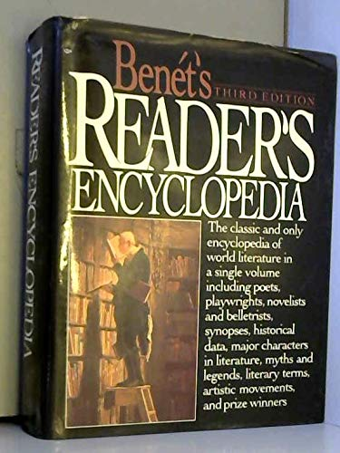 Benet's Reader Encyclopedia By Edited by George Perkins
