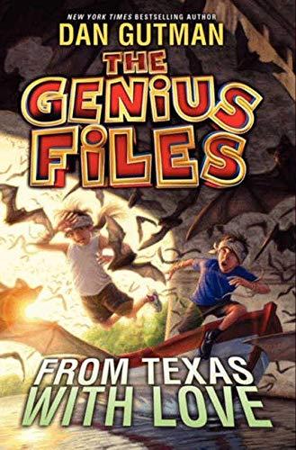 The Genius Files #4 By Dan Gutman